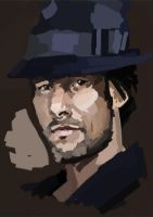 Jay Kay Painting by kris-in-the-shell
