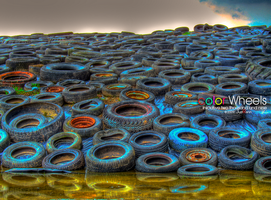 Color Wheels by JustRenn