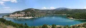 Provence, Var Ste Croix Lake 1 by elodie50a