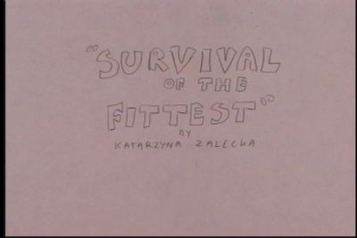 survival of the fittest by Sythgara