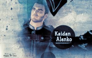 N7 Day: Kaidan by Belanna42