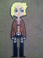 Annie Leonhardt by LingeringSentiments