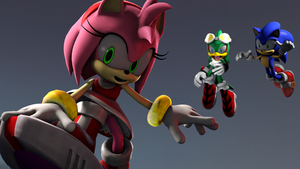 Amy Riders by Legoguy9875