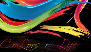 colors of life by Faisalharoon