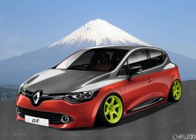 Stance Clio IV by C4RS200