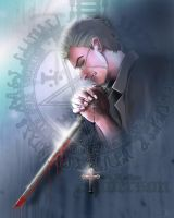 Father Anderson by VoydKessler