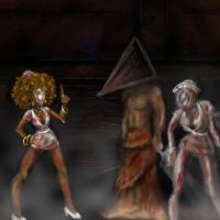 Silent Hill Ring the Alarm by Icequeenkitty