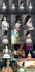 Alice Liddle - Ghost Dress by descall