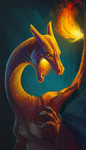 Charizard by Woari