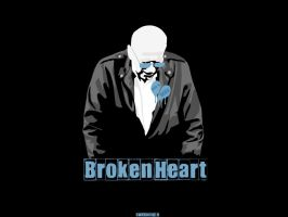 Broken Heart by swordfishll