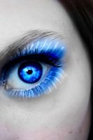 blue eye by flameXofXmisfortune