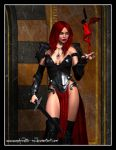Commison - Valyria by Aphrodite-NS