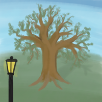 Look izza tree by Forecaster71