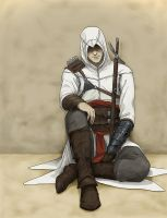 lazyAltair by doubleleaf