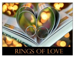 Rings of Love ...ll by Betuwefotograaf