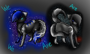 We Are by Moonliit-Dreams