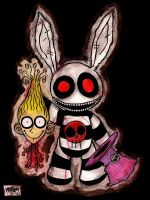 Follow the White Rabbit by DV-Venom