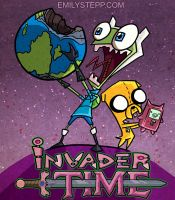 Invader Time by EmilyStepp