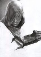 Assassin's Creed  WIP 4 by D17rulez