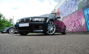 BMW m3 coupe et cab   . by psycko91