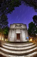 Great refractor Belgrade astronomical opservatory by BorisMrdja