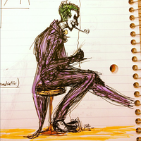Joker by VIOletLIPS