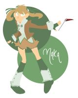 Maka  by MonkeyMonk14