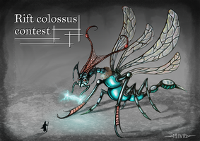 Air colossus by Irina-Baiken