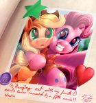 The Apple And Pie by Tsitra360