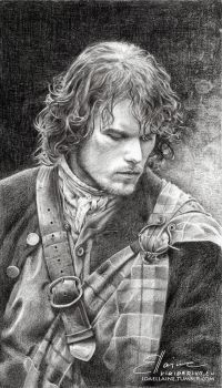 James Fraser by ellaine