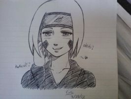 Rin: Kakashi or Obito by Millie-Rose13