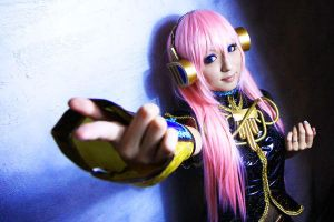 Megurine Luka 1 by pinkberry-parfait