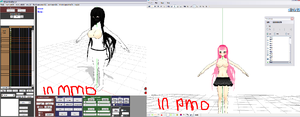 PMDE/MMD fail... HELP??? by Raiyenn