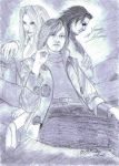 ShinRa's young heroes by NoBuddy-else