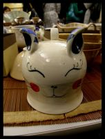 Cat Cup by Lilithia