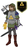 Game of Thrones Link by lom678