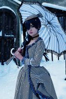 Ciel Phantomhive: Sleepy Hollow by La-Clover