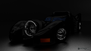 Batmobil Cycles by Gvs-13