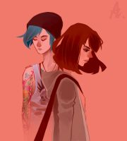 REQUEST: LIFE IS STRANGE by zzzKEO