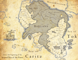 The Reunified Confederation of the Free Peoples by Shabazik