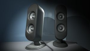Speakers by DiederikV