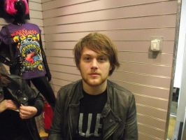 Danny Worsnop by EvilDrummerTBO