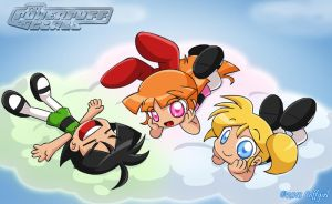 The Powerpuff Girls CF 2010 by Coffgirl