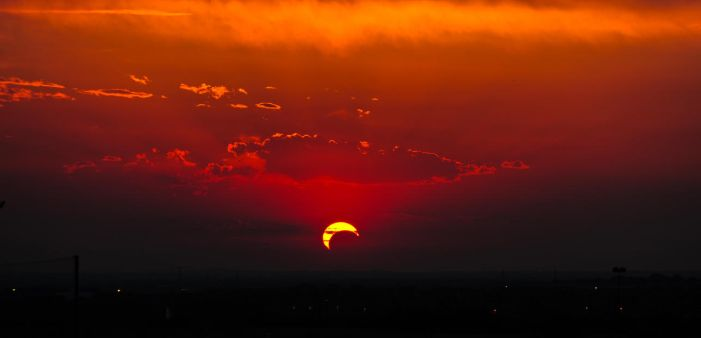 Solar Eclipse Stock by JSF1
