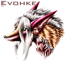 Evohke by Slashagasaurus