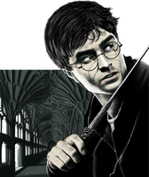 Harry Potter by DiegoBernardo