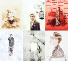 [Graphic] HPBD Wu Yi Fan by TrangMelody
