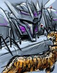 TFP SW and tigers by Aiuke