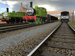 Oliver's Strength by SkarloeyRailway