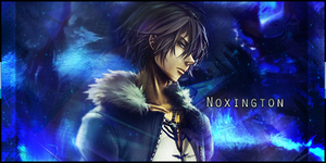 Squall Leonheart Tag by Noxington